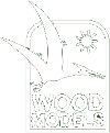 Wood Models Logo