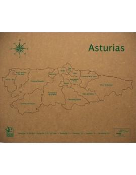 ROMPECABEZAS COMARCAS DE ASTURIAS 300x370