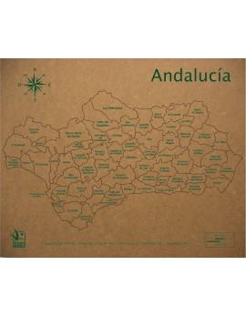 ROMPECABEZAS COMARCAS DE ANDALUCIA 300x370